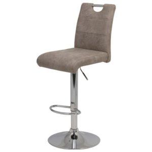 Barová židle MIRANDA H hnědá