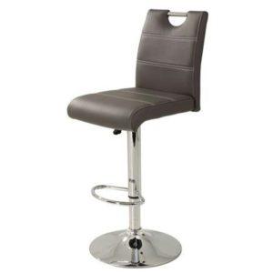 Barová židle MIRANDA H šedá
