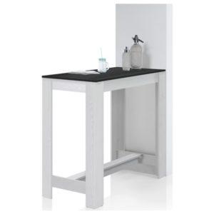 Barový stůl HUGO touchwood/sibiu modřín