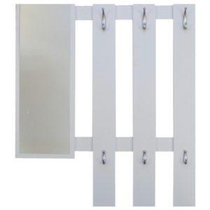 Předsíňový panel DELFI bílá