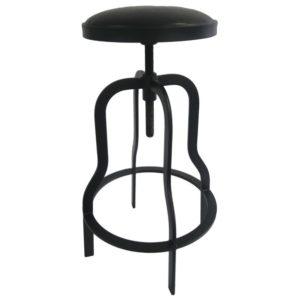 Barová židle ARBA černá