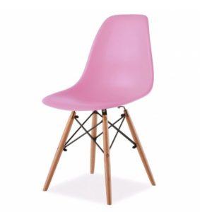 Dětská židle WINNIE růžová