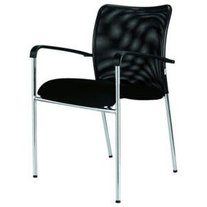 Konferenční židle TNT 14 černá