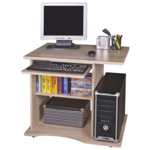 PC stůl OLIN dub sonoma