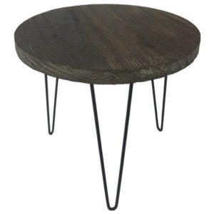 Přístavný stolek GREGOR ø 35 cm