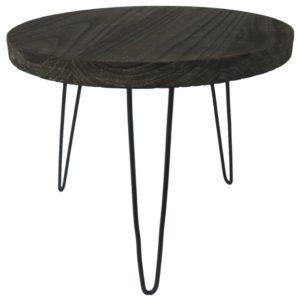 Přístavný stolek GREGOR ø 50 cm