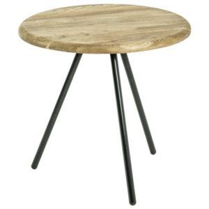 Přístavný stolek OLANDO ø 40 cm