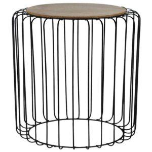 Přístavný stolek RIESA ø 43 cm