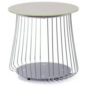 Přístavný stolek RIVOLI ø 50 cm