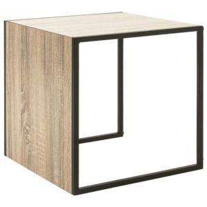 Přístavný stolek XANDRO deska stolu 45 x 45 cm