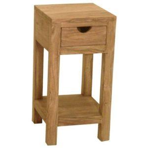 Přístavný stolek YOGA palisandr