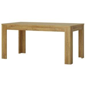 Stůl CORTINA dub tmavý grande