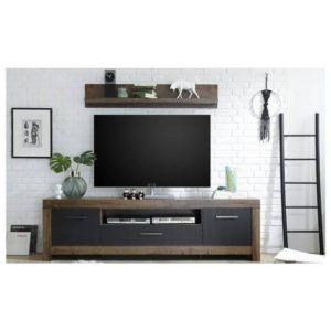 TV set BALIN dub canyon/černá