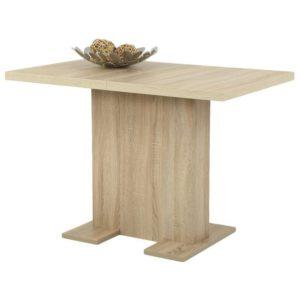 Jídelní stůl BRITT dub sonoma