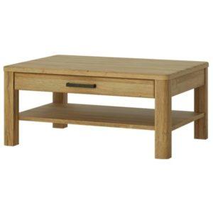 Konferenční stolek CORTINA dub tmavý grande