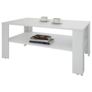 Konferenční stolek VENTA alpská bílá