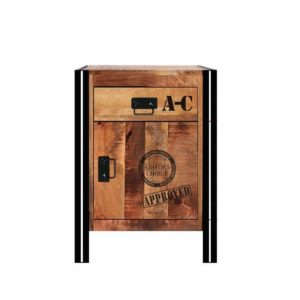 Spodní skříňka IRON mangovník