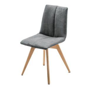 Jídelní židle SANNE šedá