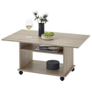 Konferenční stolek AZUR dub sonoma