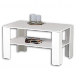 Konferenční stolek JOKER PLUS bílá