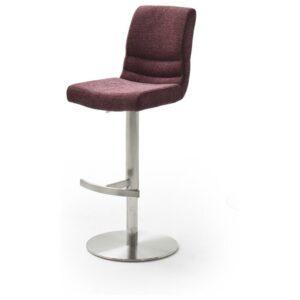 Barová židle SADIE merlot