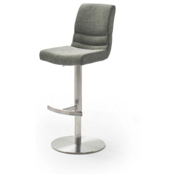 Barová židle SADIE šedá