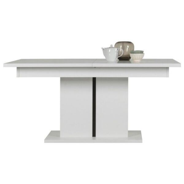 Jídelní stůl IVONA bílá