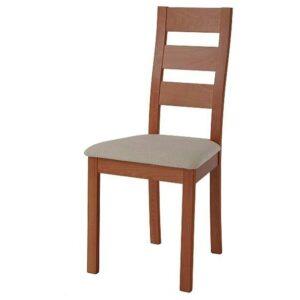 Jídelní židle DIANA třešeň/světle hnědá