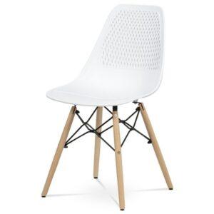 Jídelní židle ELODY bílá