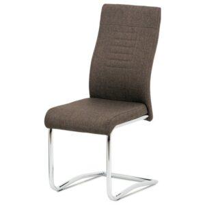 Jídelní židle PALOMA hnědá