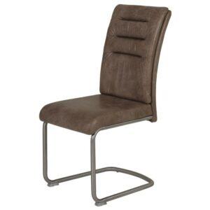 Jídelní židle PAULA hnědá