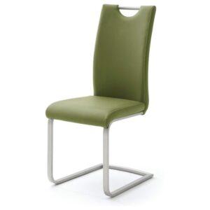 Jídelní židle PIPER zelená