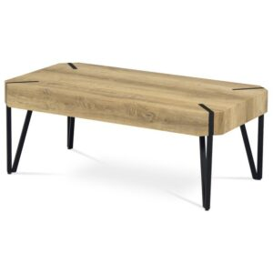 Konferenční stolek ALVARO bělený dub