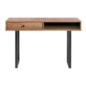 Přístavný stolek/konzolový stolek TUCSON akácie
