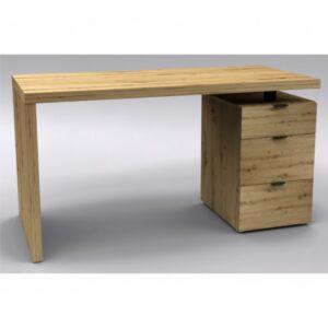 Psací stůl BRADEN dub artisan